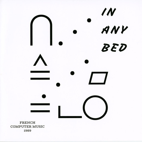 In Any Bed - French Computer Music 1989