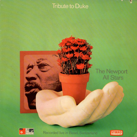 Newport All Stars, The - Tribute To Duke