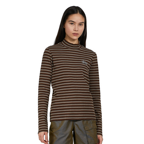 Stüssy - Toro Stripe Turtleneck