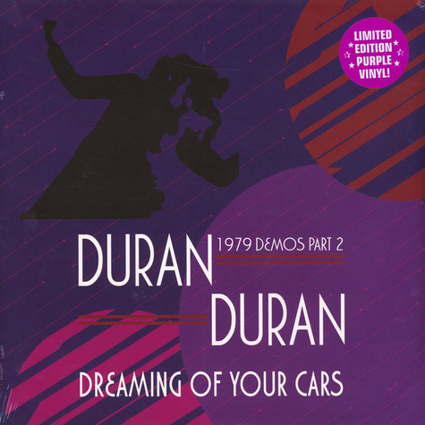 Duran Duran - Dreaming Of Your Cars - 1979 Demos Part 2 Colored Vinyl Edition