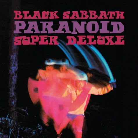 Black Sabbath - Paranoid Deluxe Edition