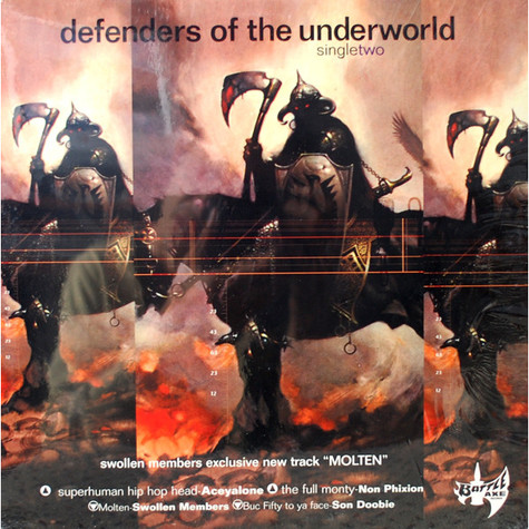V.A. - Defenders Of The Underworld (Single Two)