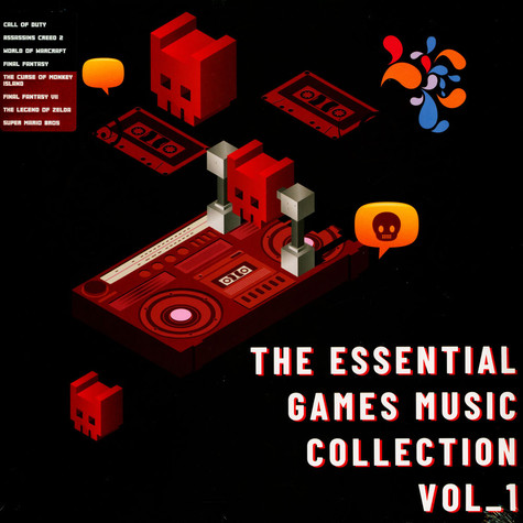 London Music Works - The Essential Games Music Collection Volume 1