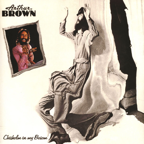 Arthur Brown - Chisholm In My Bosom Crystal Clear Vinyl Edition