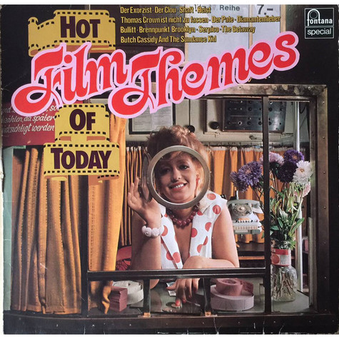 V.A. - Hot Film Themes Of Today