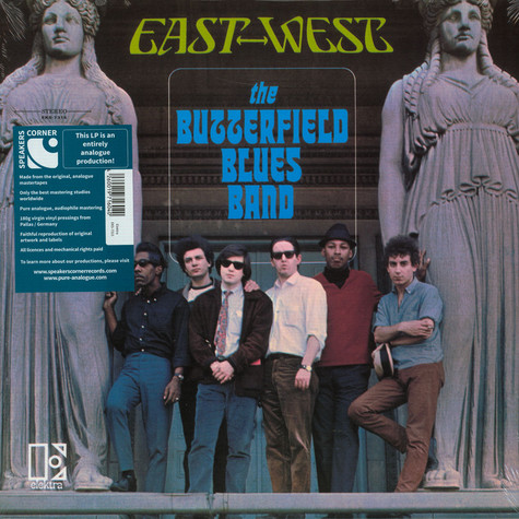 Butterfield Blues Band, The - East-West