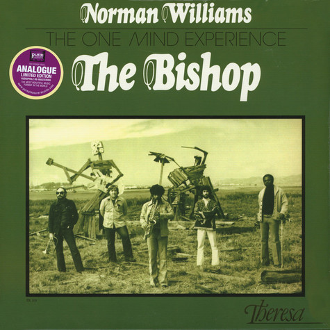 Norman Williams And The One Mind Experience - The Bishop