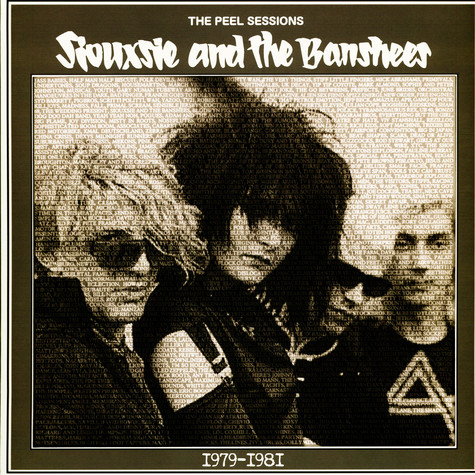 Siouxsie And The Banshees - Peel Sessions 79-81