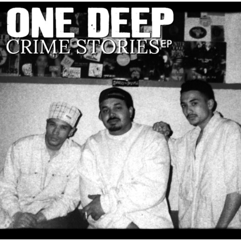 One Deep - Crime Stories EP