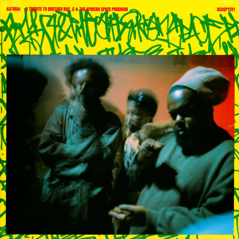 Kutmah - A Tribute To The Brother Ras G & The African Space Program