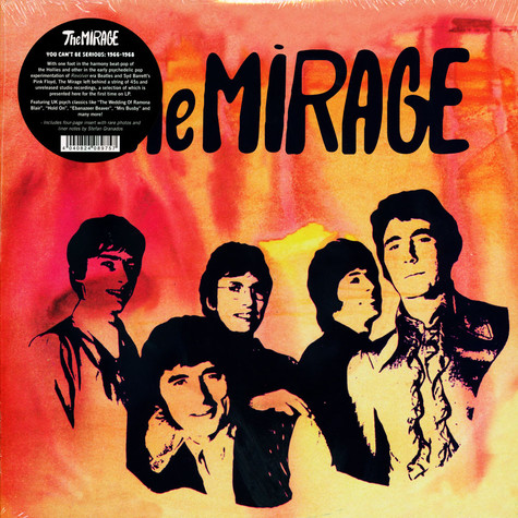 Mirage, The - You Can't Be Serious