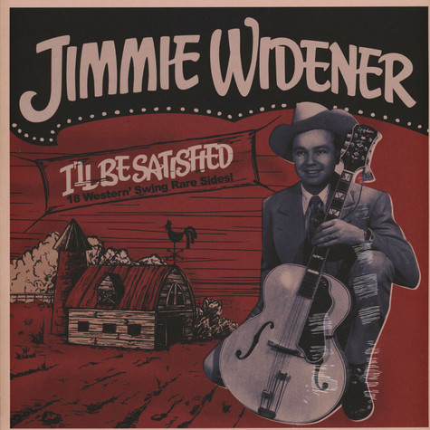 Jimmie Widener - I'll Be Satisfied