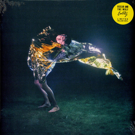 Oscar And The Wolf - Entity Yellow Vinyl Edition