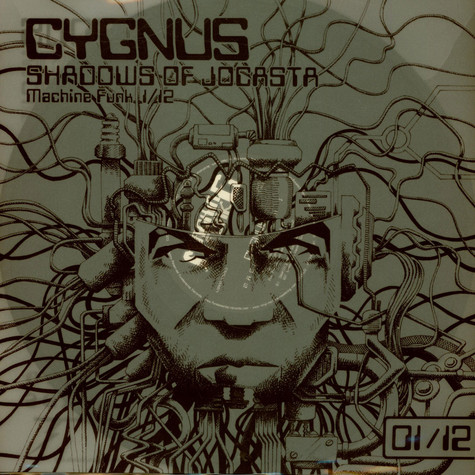 Cygnus - Machine Funk 1/12 - Shadows Of Jocasta EP