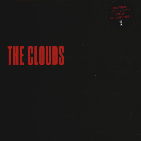 Clouds, The - Tranquil Red Vinyl Edition