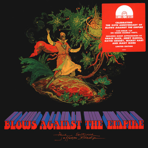 Jefferson Starship - Blows Against The Empire: 50th Anniversary Black Friday Record Store Day 2020 Edition