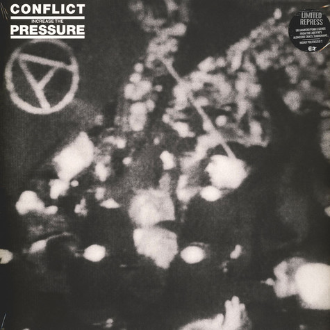 Conflict - Increase The Pressure