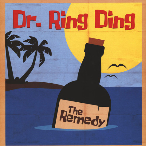 Dr Ring Ding - The Remedy Yellow Vinyl Edition