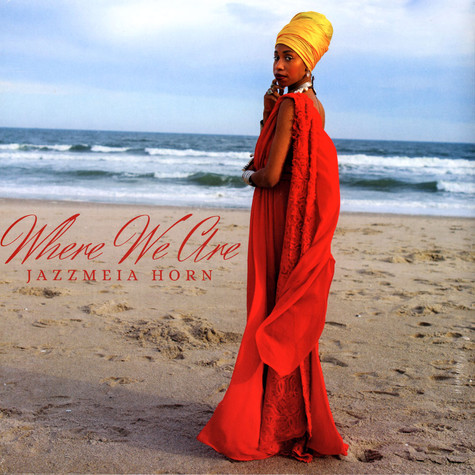 Jazzmeia Horn - Where We Are Red Vinyl Edition