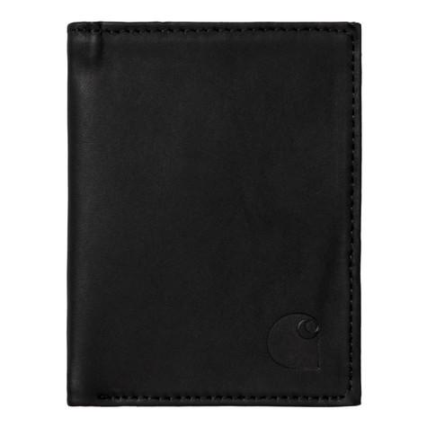 Carhartt WIP - Leather Fold Wallet