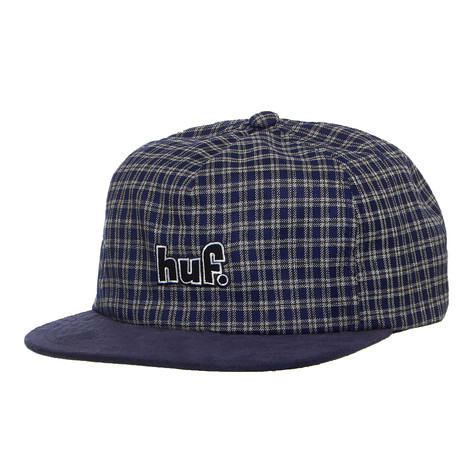 HUF - 1993 Plaid Snapback