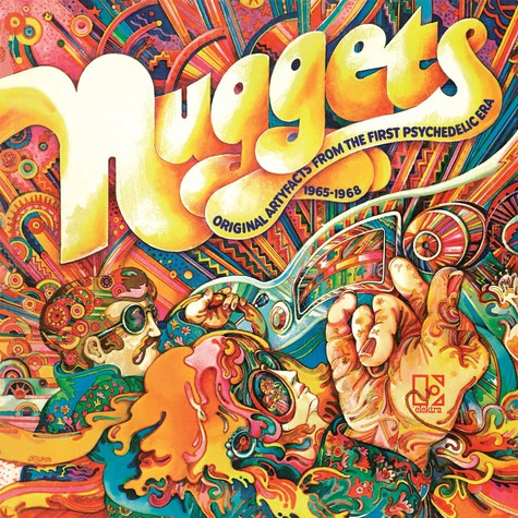 V.A. - OST Nuggets: Original Artyfacts From The First Psychedilc Era