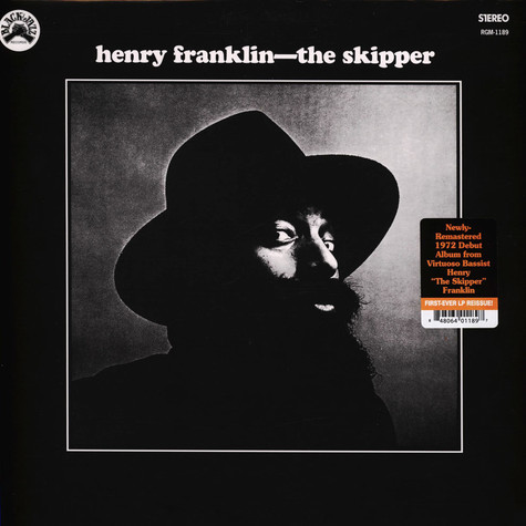 Henry Franklin - Skipper