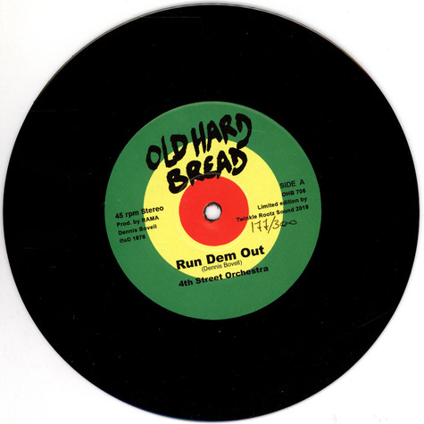 4th Street Orchestra - Run Dem Out / Jah Chase Dem