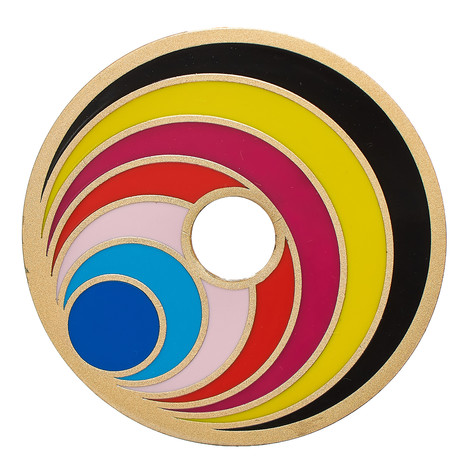 Love And Victory - Colored Circles 45 Adaptor