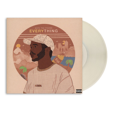 Kota The Friend - Everything Clear Vinyl Edition