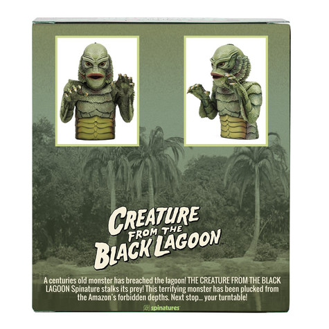 Waxwork - The Black Lagoon Spinature