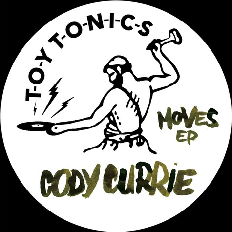 Cody Currie - Moves EP