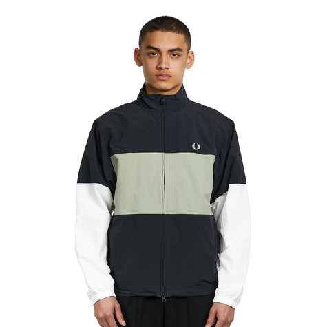 Fred Perry - Colour Block Shell Jacket