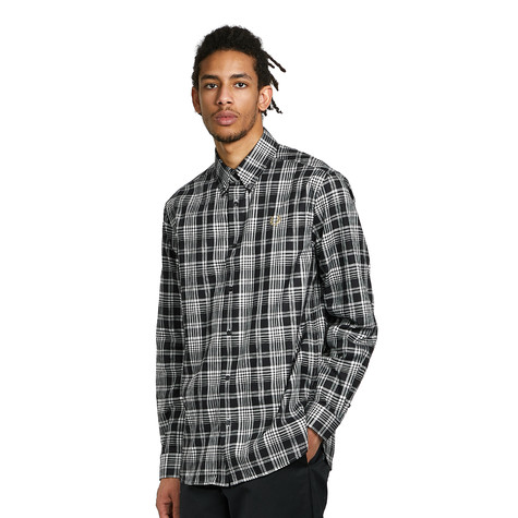 Fred Perry - Monochrome Check Shirt