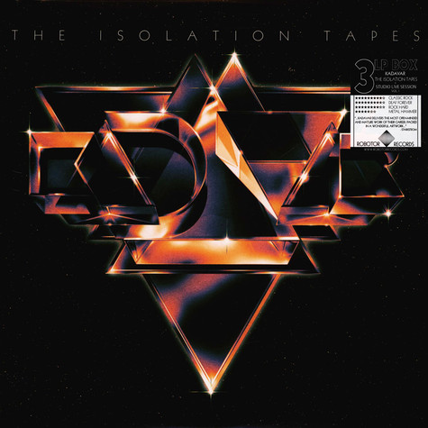 Kadavar - The Isolation Tapes Limited Edition