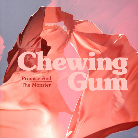 Promise And The Monster - Chewing Gum EP Bubble Gum Pink Vinyl Edition