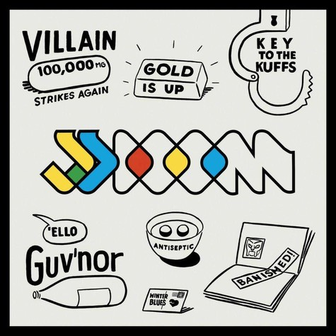 JJ DOOM (Jneiro Jarel & MF Doom) - Key To The Kuffs