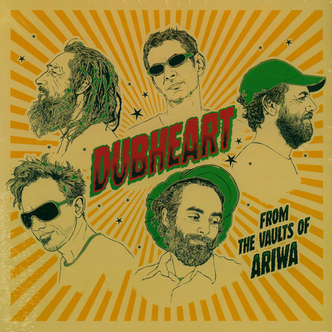Mad Professor - Dubheart From The Vaults Of Ariwa