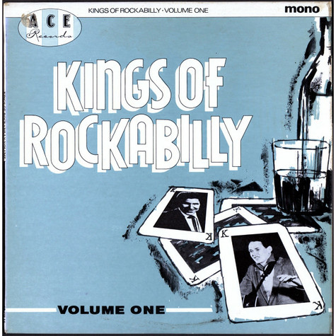 V.A. - Kings Of Rockabilly - Volume One