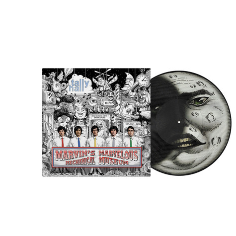 Tally Hall - Marvin's Marvelous Mechanical Museum Picture Disc Vinyl Edition