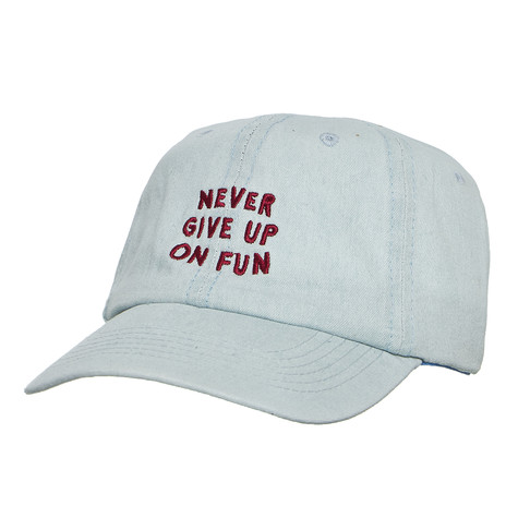 The Quiet Life - Never Give Up Dad Cap