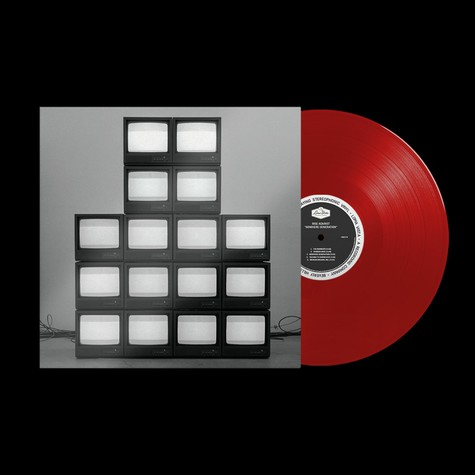 Rise Against - Nowhere Generation Transparent Red Vinyl Edition