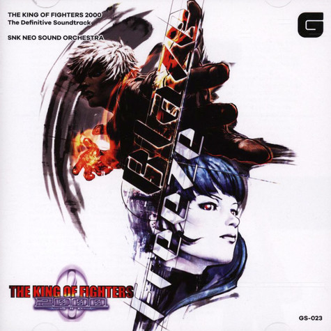 SNK Neo Sound Orchestra - OST The King Of Fighters 2000 - The Definitive Soundtrack