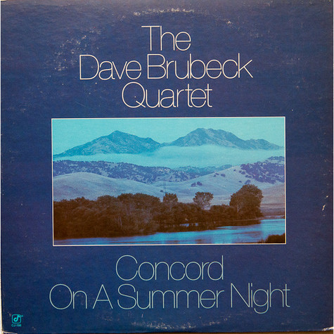 Dave Brubeck Quartet, The - Concord On A Summer Night