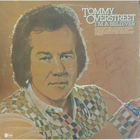 Tommy Overstreet - I'm A Believer