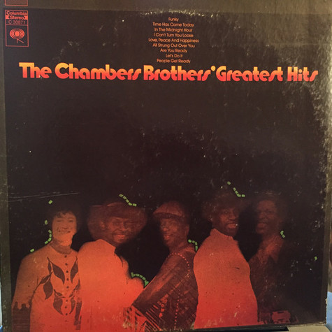 Chambers Brothers, The - The Chambers Brothers' Greatest Hits