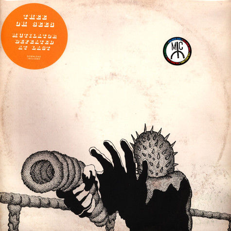 Thee Oh Sees - Mutilator Defeated At Last Colored Vinyl Edition