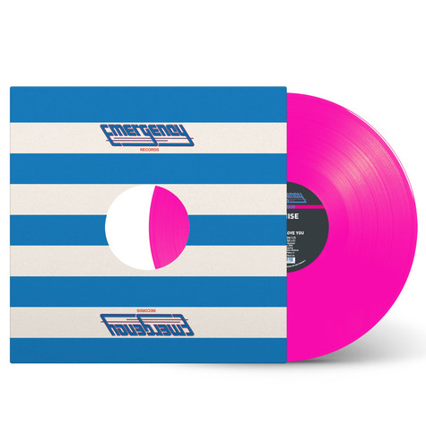 Chemise - She Can't Love You Purple Disco Machine Edit Pink Vinyl Edition