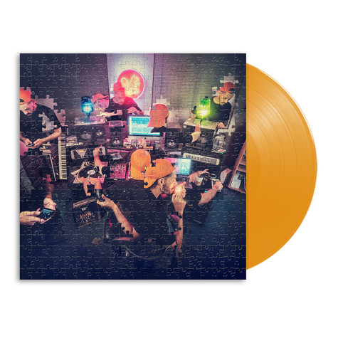 Evidence of Dilated Peoples - Unlearning Volume 1 HHV Exclusive Orange Vinyl Edition