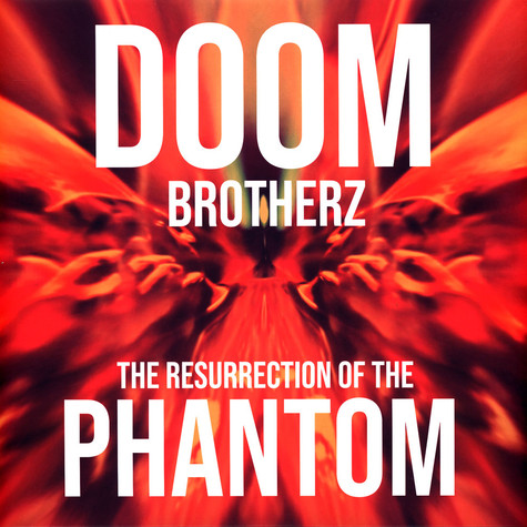 Doom Brotherz - The Ressurection Of The Phantom White & Clear Marbled Vinyl Edition